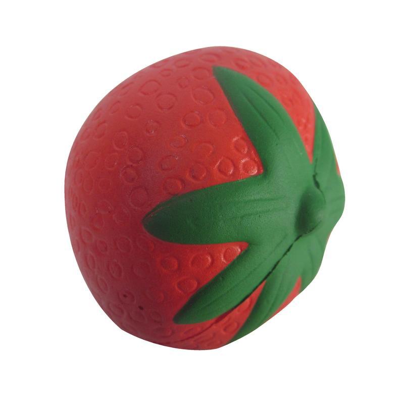 Strawberry Shape Stress Reliever - PXR087 Image